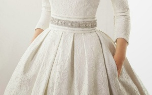 Wedding Dresses With Sleeves And Pockets